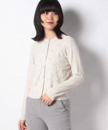 MADAM JOCONDE/ANA ビーズ刺繍 ニットカーディガン/503405377
