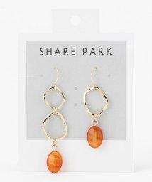 SHARE PARK /アシンメトリーレンピアス/503411077
