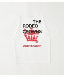 RODEO CROWNS WIDE BOWL/メンズSpray crownビッグTシャツ/503411290