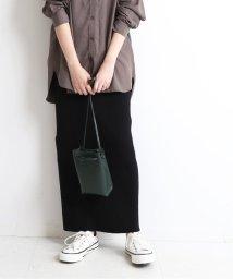 SLOBE IENA/《予約》リブニットロングスカート◆/503412100