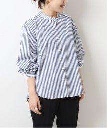 Spick & Span/≪予約≫パールボタンロングスリーブシャツ◆/503412276