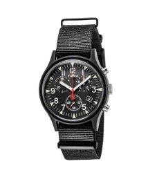 TIMEX/タイメックス TIMEX MK3アルミニウムクロノ (ブラック)/503412463