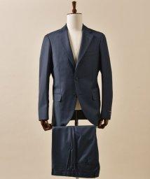 SHIPS MEN/SD: エルメネジルド ゼニア トラベラー ピンヘッド ブルー スーツ/503412774