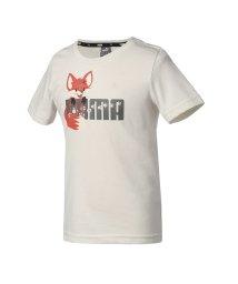 PUMA/キッズ アニマルズ 半袖 Tシャツ 92-128cm/503412993