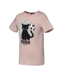 PUMA/キッズ アニマルズ スウェード 半袖 Tシャツ 92-128cm/503412995
