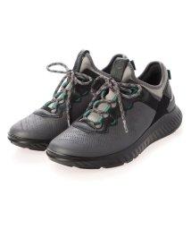 ECCO/エコー ECCO ECCO ST.1 LITE M Sneaker (MAGNET/BLACK)/503413027