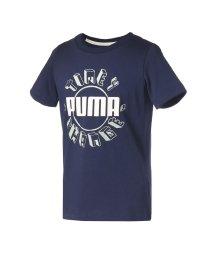 PUMA/キッズ T4C 半袖 Tシャツ 92-128cm/503413105
