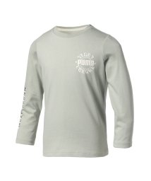 PUMA/キッズ T4C 長袖 Tシャツ 92-128cm/503413106
