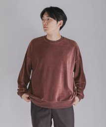 URBAN RESEARCH OUTLET/【SENSEOFPLACE】カットコーデュロイスウェットシャツ/503391489