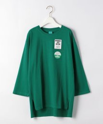 green label relaxing/★ [ フルーツオブザルーム ] FRUIT OF THE LOOM SC 7分袖 DYED プルオーバー カットソー/503400855
