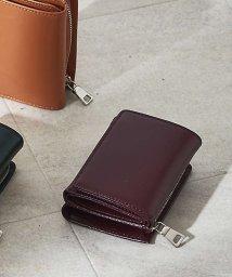 qualite/【YAHKI】三つ折ミニ財布/503413535
