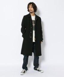 B'2nd/junhashimoto (ジュンハシモト)別注ZIP UPステンカラーコート/503414015