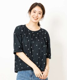 collex/小花刺繍ブラウス/503220880