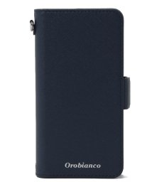 "Orobianco(Smartphonecase)/""サフィアーノ調""PU Leather Book Type Case【iPhoneSE(第2世代)/8/7 ケース】/503398540"
