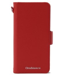 "Orobianco(Smartphonecase)/""サフィアーノ調""PU Leather Book Type Case【iPhoneSE(第2世代)/8/7 ケース】/503398541"