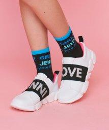 JENNI love/ビッグロゴスリッポン/503412334