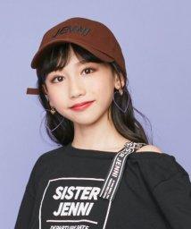 SISTER JENNI/ロゴ刺繍キャップ/503412447