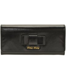 MIUMIU/【MiuMiu(ミュウミュウ)】 MiuMiu パスケース 定期入れ /503412634