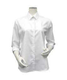BRICKHOUSE/シャツ 七分袖 形態安定 レギュラー衿 ピマ綿100% ウィメンズ/503414227