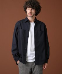 DRESSTERIOR/TECH PLUS WOOL SHIRTS/503415121