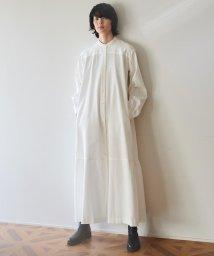 BACCA/【WEB先行予約】コットンピケ シャツドレス/503415705