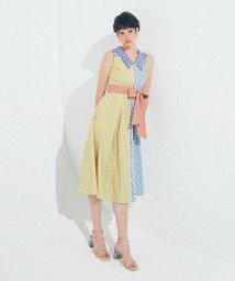 REDYAZEL/オリジナルレトロパッチワークシャツワンピース/503248664