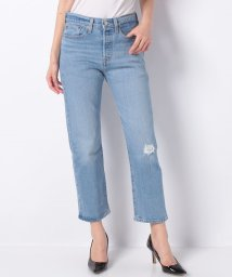 LEVI'S LADY/WEDGIE STRAIGHT TANGO BLUE/503390154
