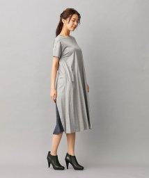 Leilian/バック切替えワンピース/503392752