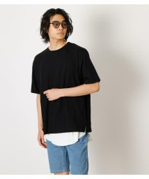 AZUL by moussy/LAYERED SET TEE/503416281