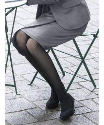 m.f.editorial/ストレッチウォッシャブル セットアップ ラップ調スカート グレー/503417501