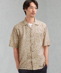 green label relaxing/SC ミラクルウェーブ パターン 半袖 シャツ/503384314