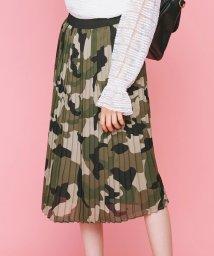 JENNI love/シフォンプリーツスカート/503417788