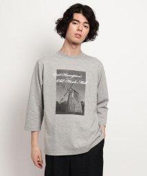 Dessin/【S~Lサイズあり・洗える】汗染み軽減ロゴTシャツ/503419022