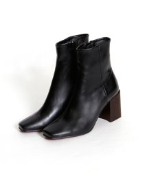 marjour/ECO LEATHER BOOTS/503419658