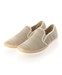 Hashed Coorde/ハッシュド コーデ Hashed Coorde メッシュスニーカー (ベージュ)/503421539