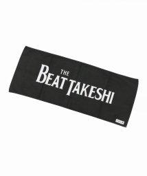 417 EDIFICE/《予約》【KITANO BLUE / キタノブルー】  THE BEAT TAKESHI フェイスタオル/503421597