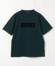 agnes b. HOMME/K312 TS ロゴTシャツ/503406039
