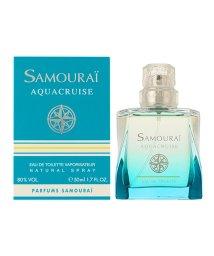Fragrance Collection/SAMOURAI  aquacruise サムライ アクアクルーズ オードトワレ 50mL/503415527