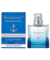 Fragrance Collection/SAMOURAI  AQUAMARINE サムライ アクアマリン オードトワレ 50mL/503415528