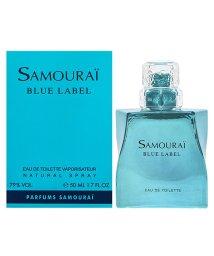 Fragrance Collection/SAMOURAI BLUE LABEL  SPRAY サムライ ブルーレーベル オードトワレ メンズ 50mL/503415533