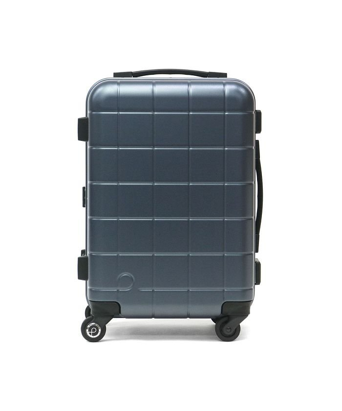 ギャレリア プロテカ スーツケース PROTeCA キャリーケース CHECKER FRAME チェッカーフレーム 機内持ち込み 35L 1泊 2泊 エース 00141 ユニセックス ブルー F 【GALLERIA】