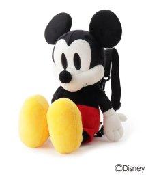 SHOO・LA・RUE(Kids) /【Disney/ディズニー】ぬいぐるみリュック(ミッキーマウス&ミニーマウス)/503422414