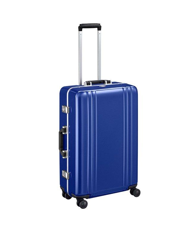 カバンのセレクション ゼロハリバートン スーツケース 56L Mサイズ ZERO HALLIBURTON Classic Polyca 2.0 エース 8056300 ユニセックス ブルー 在庫 【Bag & Luggage SELECTION】