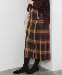 URBAN RESEARCH Sonny Label/【予約】【WEB限定】【別注】GLEN FYNE チェックスカート/503423342