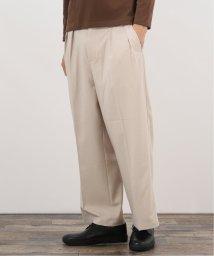 417 EDIFICE/Dress Tech コンフォートワイドパンツ/503423385