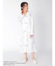 gelato pique/【CASPER】ネルシャツドレス/503423527
