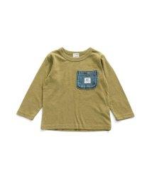 F.O.KIDS/デニムポケットTシャツ/503267444