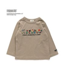 F.O.KIDS/PEANUTSコラボ刺繍Tシャツ(スヌーピー)/503267453