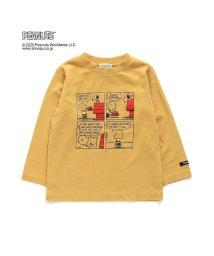 F.O.KIDS/PEANUTSコラボプリントTシャツ(スヌーピー)/503267454