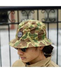 CHARI&CO/CHARI&CO チャリアンドコー ハット キャップ 帽子 バケットハット メンズ 迷彩柄 CIRCLE LOGO CAMO BUCKET HAT カモ/503365257